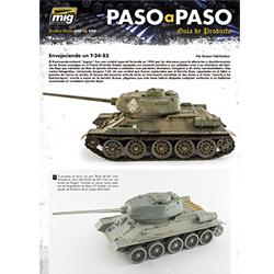 Descargar Paso a Paso - Envejeciendo un T-34-85