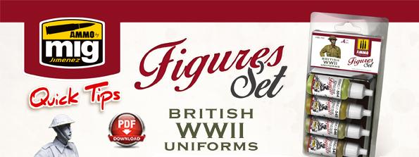 Download Quick Tip British Uniforms WWII