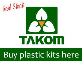 TAKOM Model Kits