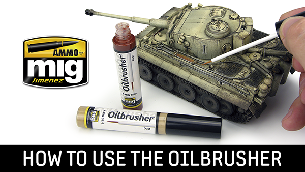 HOW TOUSE AMMO OILBRUSHER