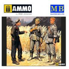1/35 German military men (1939-1942)