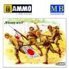 """1/35 Bloody Atoll series. Kit No 1"""", Japanese Imperial Marines, Tarawa, November 1943"""