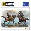 1/35 British and German Cavalrymen, WWI era