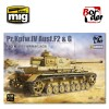1/35 Pz.Kpfw.IV Ausf.F2  G early  2in1