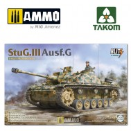 1/35 StuG.III Ausf.G early production