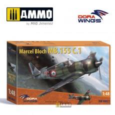 1/48 Marcel Bloch MB.155