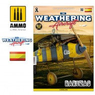 The Weathering Aircraft Número 16. RAREZAS  (Castellano)