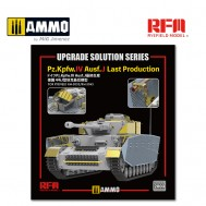 1/35 Upgrade Kit For 5033 & 5043 Pz.kpfw.IV Ausf.J late production