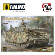 1/35 Panzer IV H EARLY& MIDDLE