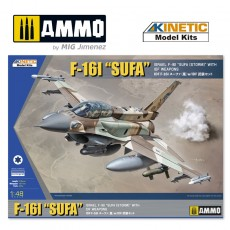 1/48 F-16I with IDF weapOn