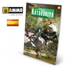 Pintando KOTOBUKIYA Models (Spanish)