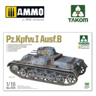 1/16 Pz.Kpfw.I Ausf.B