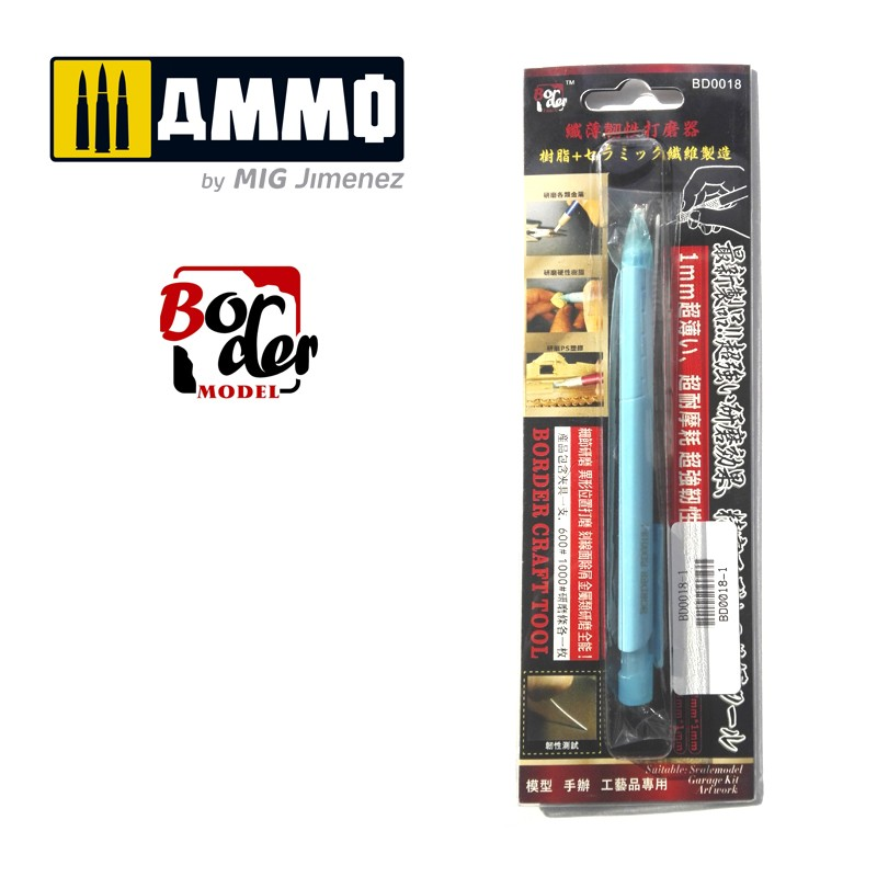 Grinding Pen Size 1mm X 1mm Ammo By Mig Jimenez