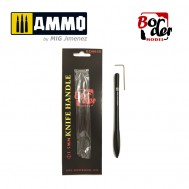 Metal handle for BD0068 BLACK