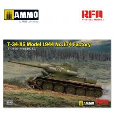 1/35 T-34/85 Model 1944 No.174 Factory
