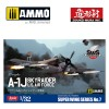 1/32 DOUGLAS A-1J SKYRAIDER US AIR FORCE