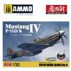 1/32 P-51D/K MUSTANG IV