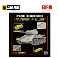 1/35 Upgrade Kit For 5040 T-34/85 Model 1944 No.174 Factory