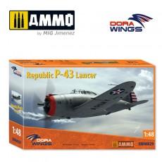 1/48 Republic P-43 Lancer