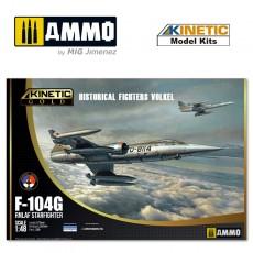 1/48 NETHERLAND F-104G