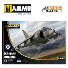 1/48 BRISITH HARRIER GR1/3