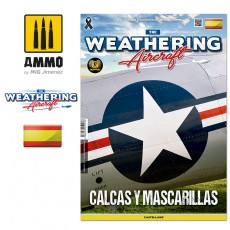 The Weathering Aircraft Número 17. CALCAS Y MASCARILLAS  (Castellano)