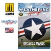 The Weathering Aircraft Issue 17. DECALS & MASKS (English)