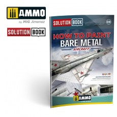 How To Paint Bare Metal Aircraft Solution Book (Multilingual)