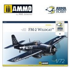 1/72 FM-2 Wildcat™ Model Kit