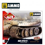 MUD EFFECTS. SOLUTION SET