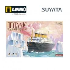 Titanic - Seal & Iceberg Scene