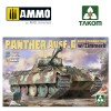 1/35 Panther Ausf.G Early Production w/Zimmerit