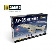 1/48 Harrier AV-8S MATADOR - Spanish, American, British versions