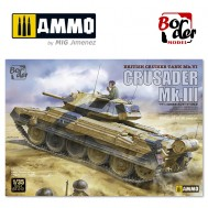 1/35 British Cruiser Tank Crusader MkIII