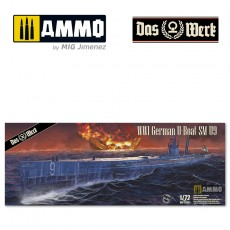 1/72 S.M. U-Boot 9