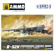 1144 B-52H Stratofortress Strategic Bomber