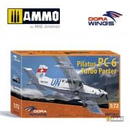 1/72 Pilatus PC-6 Turbo Porter