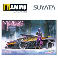 1/32 Madness of the Streets - Luna & Selena