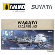 1/700 Space Rengo Kantai - Nagato