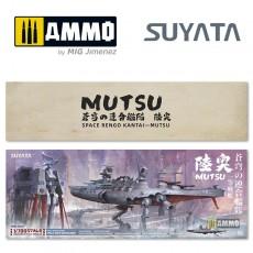 1/700 Space Rengo Kantai - Mutsu