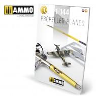 PROPELLER PLANES 1/144 VOL. 1 (English & Spanish)