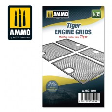 1/35 Tiger Engine Grids