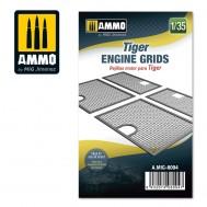 1/35 Tiger Engine Grids