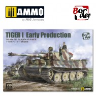 "1/35 Tiger I Early Production Sd.Kfz.181 Pz.Kpfw.VI Ausf.E ""Battle of Kursk"""