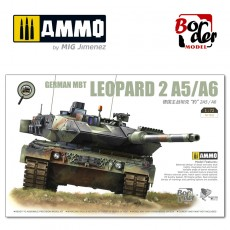 1/72 GERMAN MBT LEOPARD 2 A5/A6