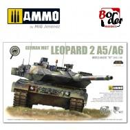 1/72 GERMAN MBT LEOPARD 2 A5/A6
