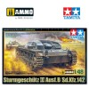 1/48 Sturmgeschutz III Ausf. B Sd.Kfz. 142