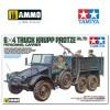1/35 6X4 Truck Krupp Protze