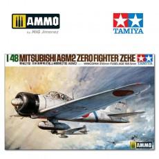 1/48 Mitsubishi A6M2 Zero Fighter Zeke