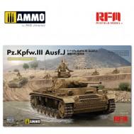 1/35 Pz. Kpfw. III Ausf. J w/full interior